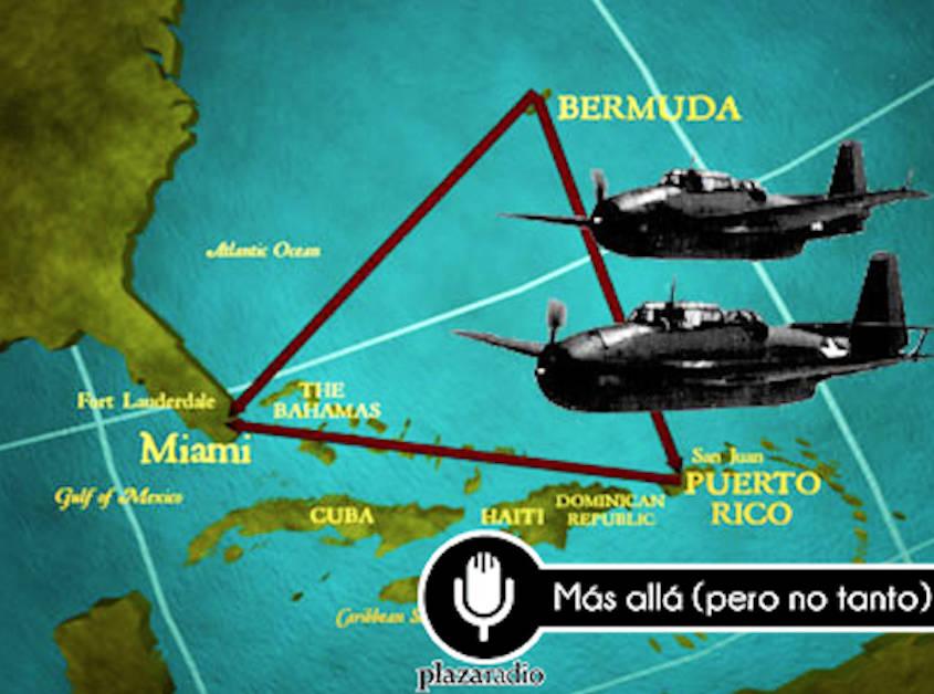Podcast Misterio En El Diabólico Triángulo De Las Bermudas Javier Cavanilles Entrevista Al Periodista José Antonio Ponseti Con Motivo De Su Novela Vuelo 19 Cultur Plaza