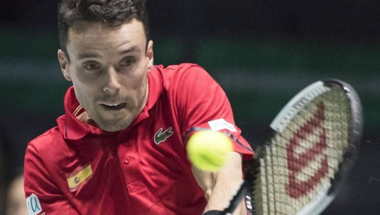 Bautista participará en la exhibición 'Region of Valencia Tennis Challenge'