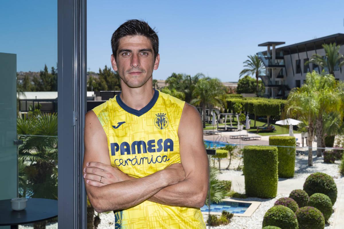 """Gerard Moreno: """"Estamos asimilando conceptos para las tres competiciones"""" - Castellonplaza"""