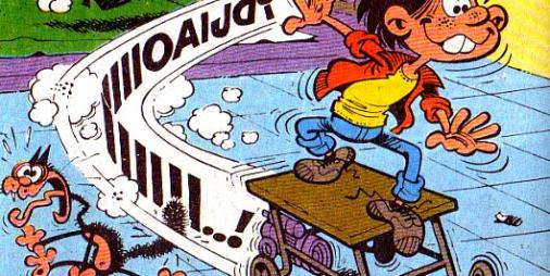 Tete Cohete, el último personaje de Ibáñez para Bruguera (NSFW)